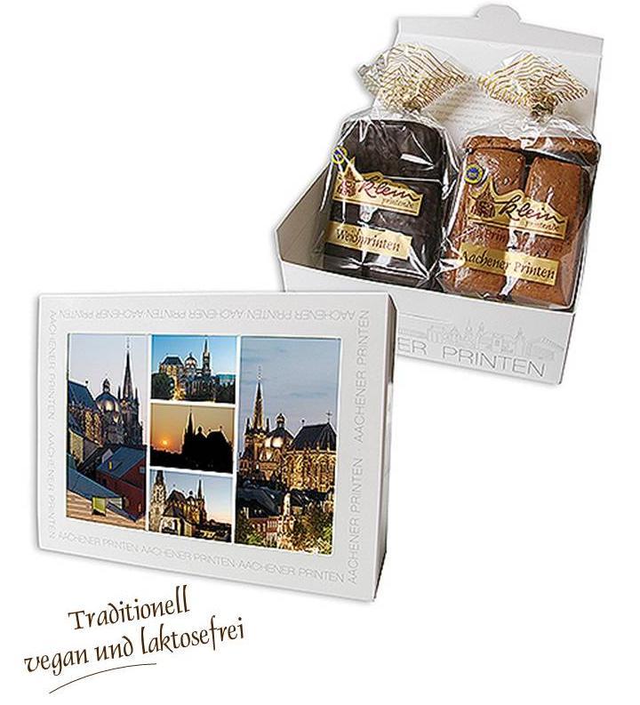 """Stimmungsvolles Aachen Motiv """"Dom Collage"""""""