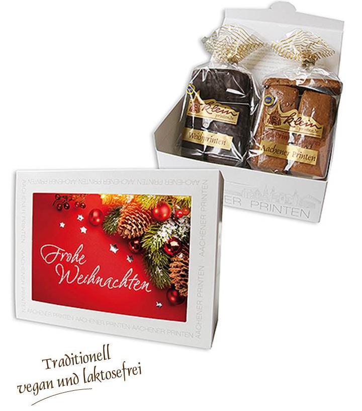 """Stimmungsvolles Aachen Motiv """"Weihnachten"""""""