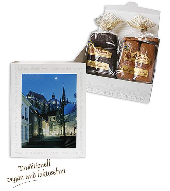 """Stimmungsvolles Aachen Motiv """"Hof"""""""
