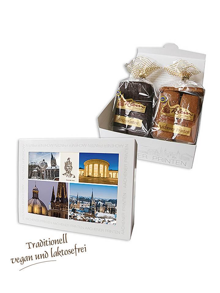 """Stimmungsvolles Aachen Motiv """"Winter Collage"""""""
