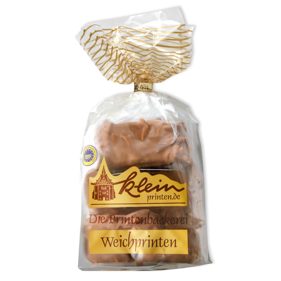 Vollmilch-Mandel-Weichprinten