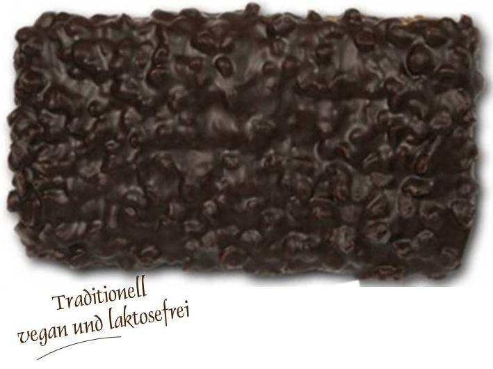 Schokoladen-Nuss-Weich-Printen-Platte